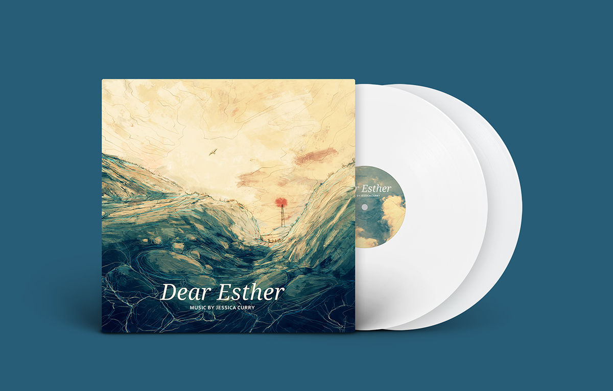 Dear Esther White Vinyl